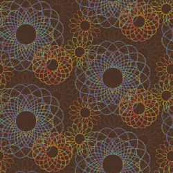 Bespoke, geometric carpet