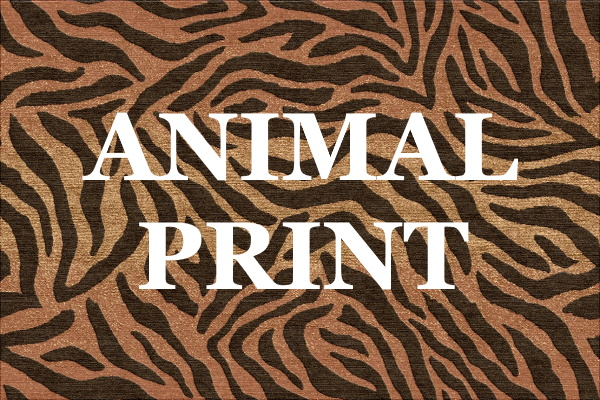Animal Print Service Block