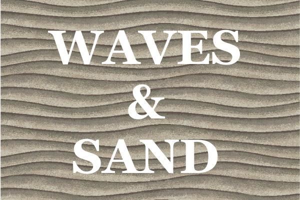 Waves & Sand