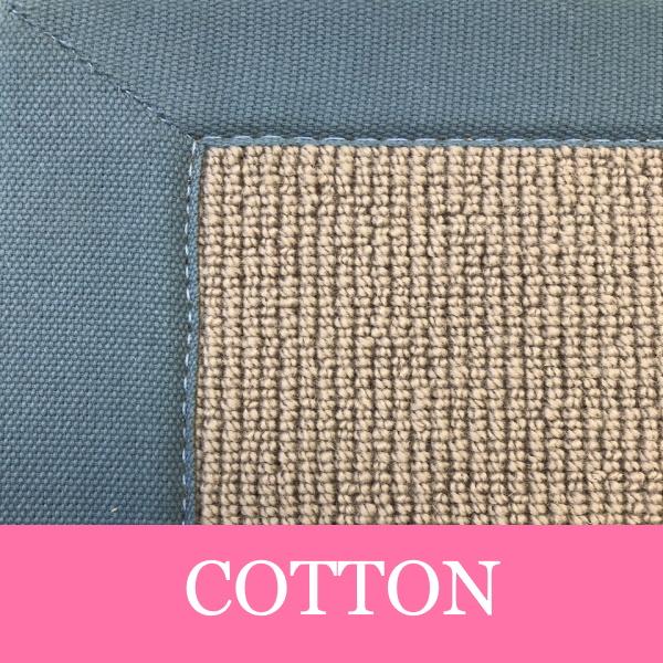 Cotton Edging