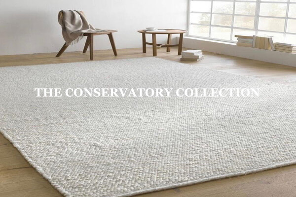 Wool Classics London Rugs - The Conservatory Collection